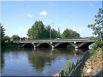 J3472 : The Ormeau Bridge by Paul McIlroy