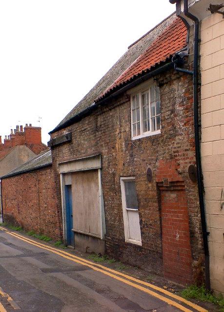 Old Cottage & Shop on Chapel Lane