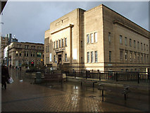SE1416 : Huddersfield Library and Art Gallery by Chris Hoare