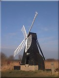 TL5670 : Wicken Fen windpump by Gilly