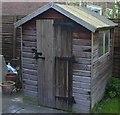 TF0820 : Garden shed by Bob Harvey