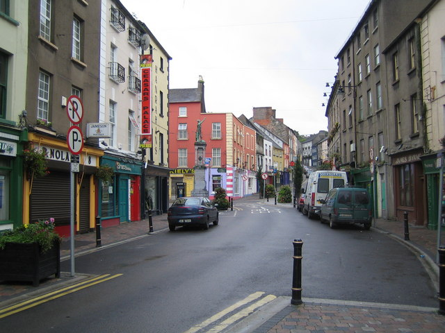 New Ross: Quay Street