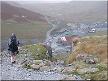 NY2213 : Honister Slate Mine by Dave Dunford