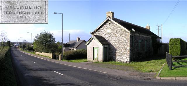 Ballinderry Hibernian Hall
