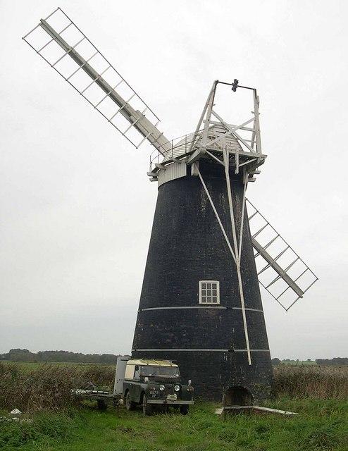 Mutton's Mill