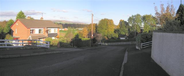 Harmony Heights, Omagh by Kenneth  Allen