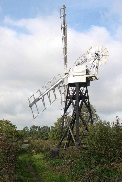 Boardman's Drainage Mill