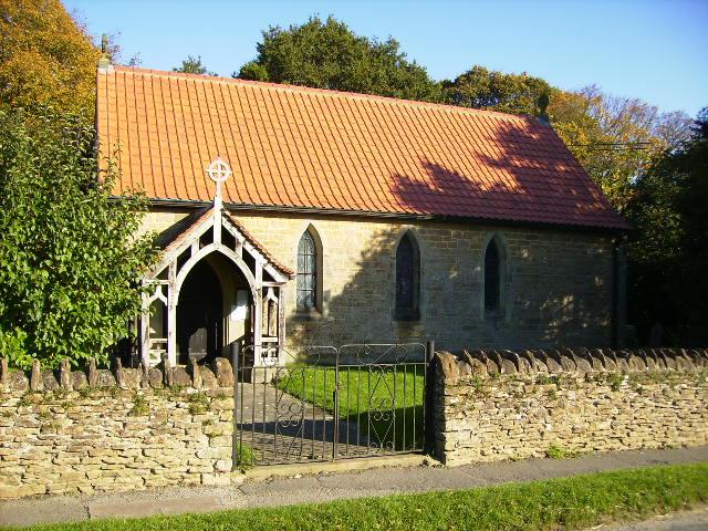 St George the Martyr Church Scackleton
