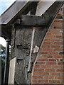 SJ6050 : St. Michael's Church Baddiley by Mike Grose