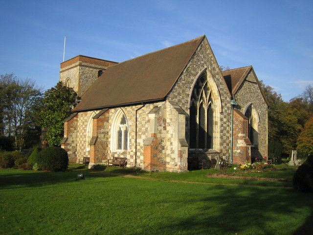 Abbots Langley: The Church of St Lawrence the Martyr