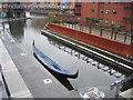 SP0686 : Marie Corelli's gondola by David Stowell
