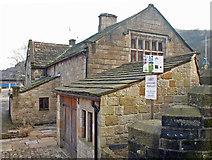 SE0125 : Mytholmroyd Farmhouse, St George' Fold, Mytholmroyd by Phil Champion