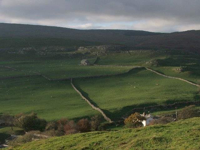 Barn on Cow Bank.