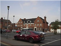 NZ4918 : Binks Car Park & The Cleveland Pub by Darren Haddock