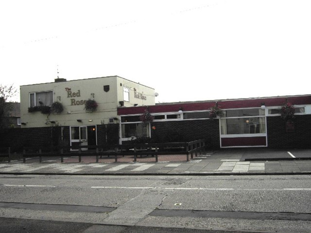 The Red Rose Pub