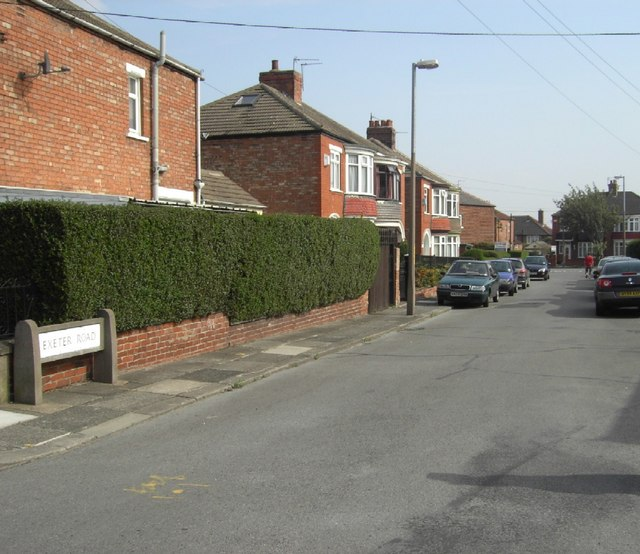 Exeter Road