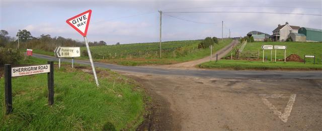 Sherrigrim Road