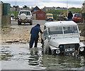 NJ1469 : Time and tide awaits ............... by Des Colhoun