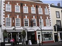 SO7875 : George Hotel, Bewdley by Richard Greenwood