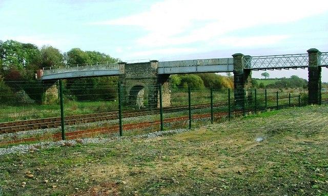East Thickley Bridge