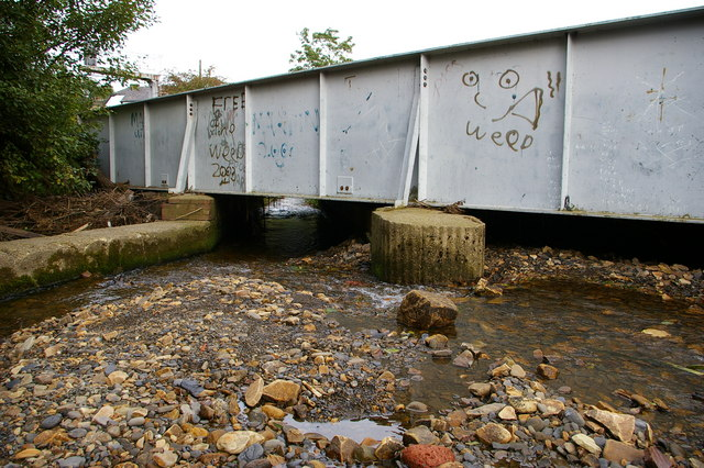 The lowest railway bridge ever?