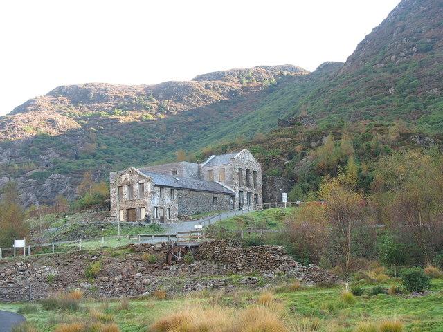 Sygun Fawr Copper Mine