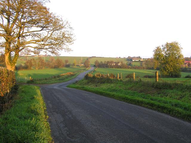 Road at Croash
