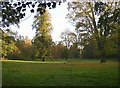 NY6819 : Riverside field off Castle Bank, Appleby by Humphrey Bolton
