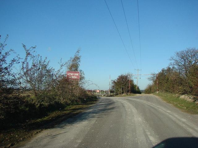 Long Lane Landfill Site, Near Barnsdale Bar.
