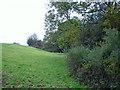SJ7244 : Bridgemere - valley of Forge Brook by Mike Harris