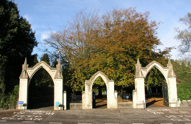Western Cemetery, Ely, Cardiff