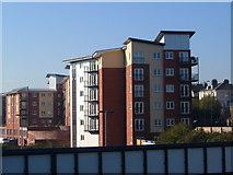 SX9193 : Isca Place, Exeter by Derek Harper