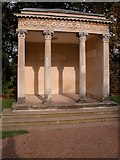 SO8744 : Island Temple, Croome Landscape Park by Philip Halling