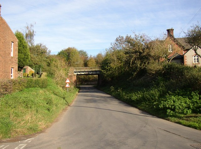 Railway Bridge, Long Marton