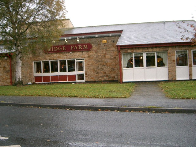 The Ridge Farm Bedlington