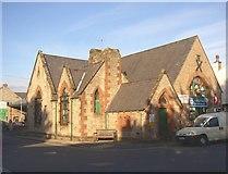NY6820 : Converted school, Chapel Street, Appleby by Humphrey Bolton