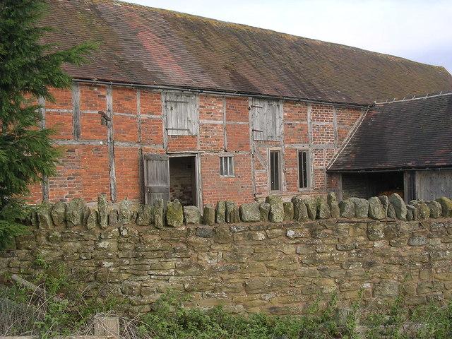 Barn, Bradley Farm