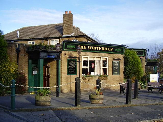 The Whitehills pub Waldridge Road