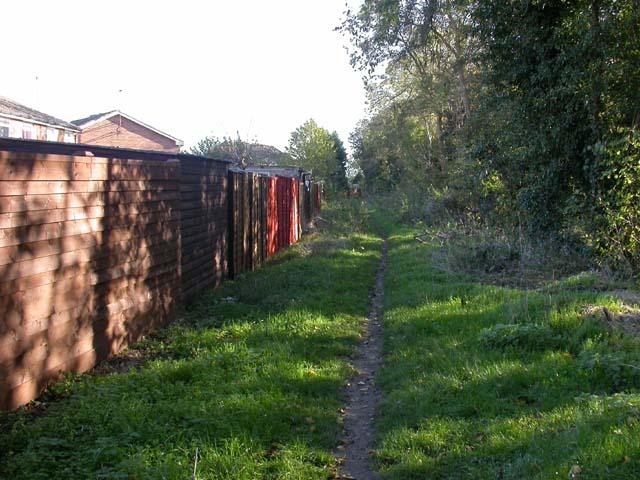 Old Mediaeval Road