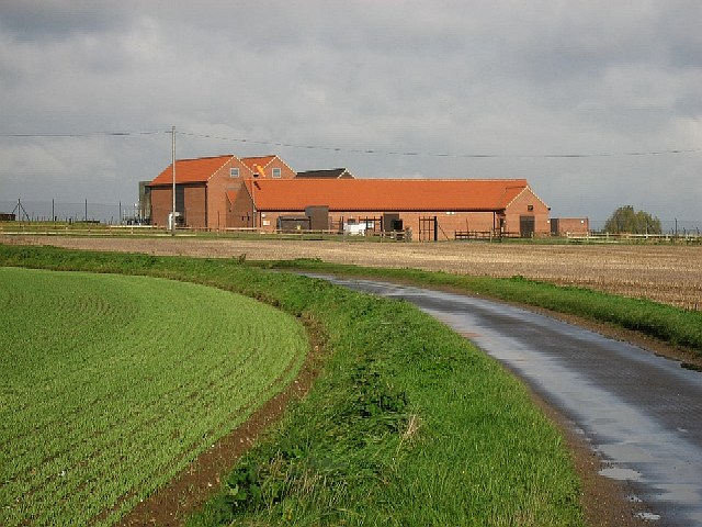 Anglian Water Depot