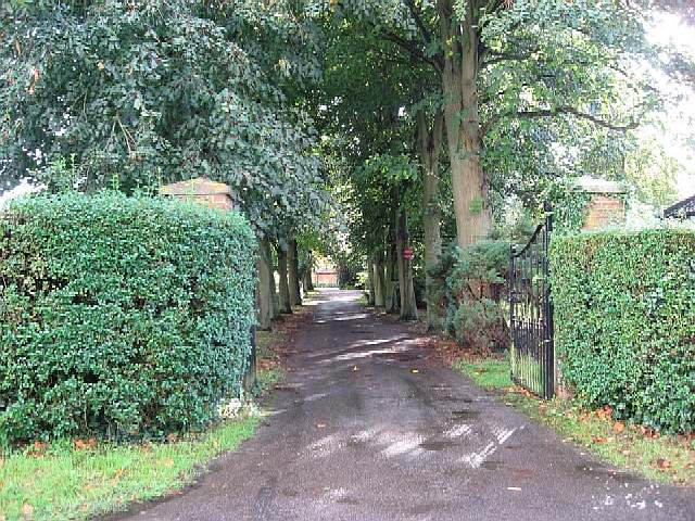 The Driveway To Beck Farm, Dykebeck