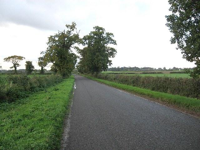 Barnham Broom Road