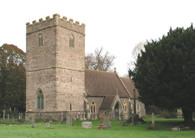 St Brynach's Church, Llanfrynach