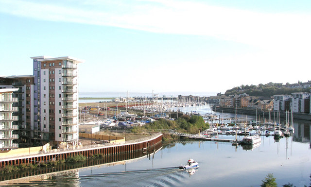 Riverside Development, Cardiff / Penarth