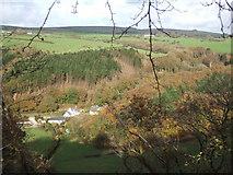 SN0333 : Autumnal view, Cwm Gwaun by ceridwen