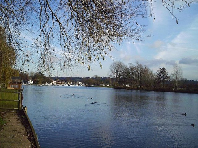River Thames at Bourne End