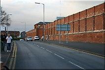 SJ9223 : Stafford Prison by Stephen Pearce