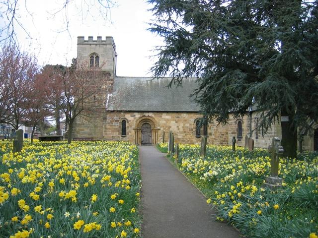 St Oswalds Sowerby