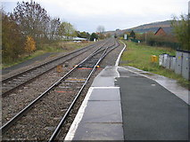 SO4382 : Central Wales Junction by David Stowell