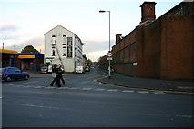 SJ9223 : Crooked Bridge Road by Stephen Pearce